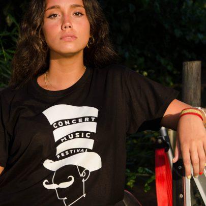 Camiseta Mr Festival